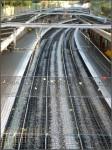 Sous un pont... le RER