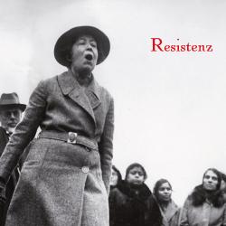 Resistenz - Nos reflets égarés