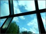 Un morceau de ciel bleu