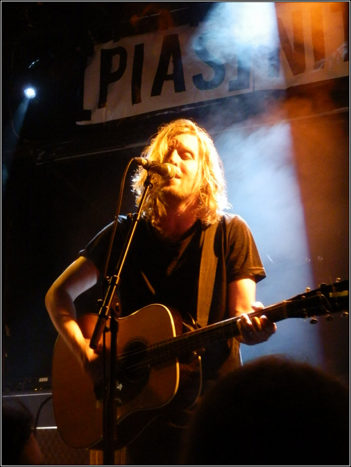 Andy Burrows à La Flèche d'Or, Paris