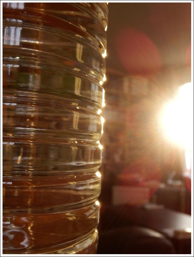 Deux minutes de soleil sur ma Cristaline
