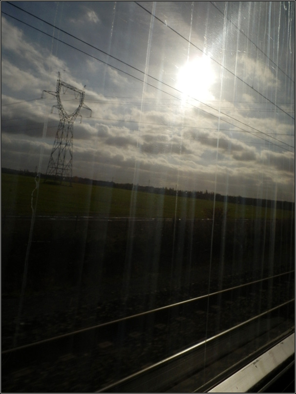 Lignes TGV