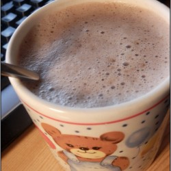 Chocolat chaud recette façon pain d'épices