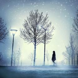 A night to forget - Julie de Waroquier
