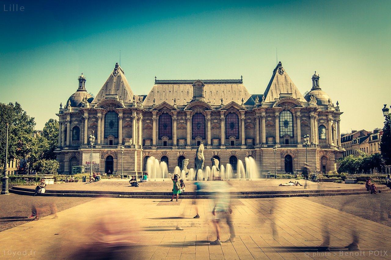 Lille Place de la République (Benoit Poix)