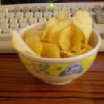 bol de chips