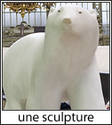 L'ours blanc de Pompon