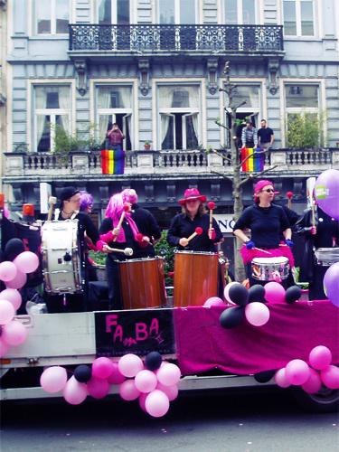 Gay Pride Bruxelles 2005